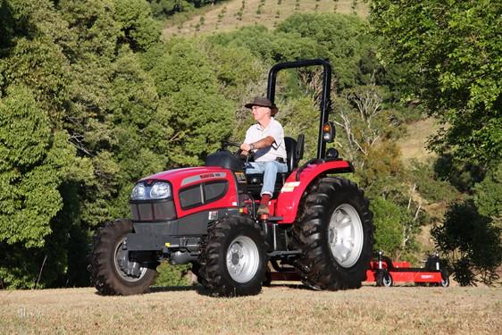 tractor guy