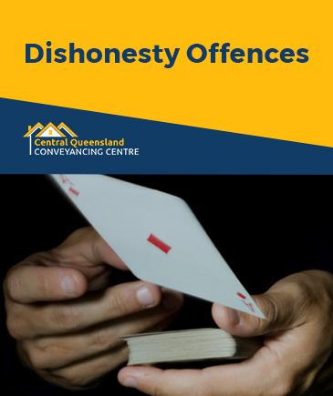 Dishonesty offences