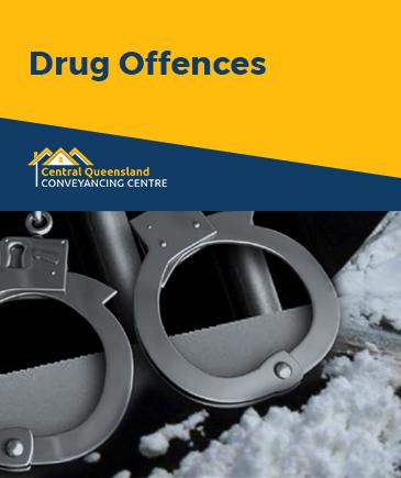 Drug offences
