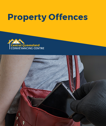 Property offences