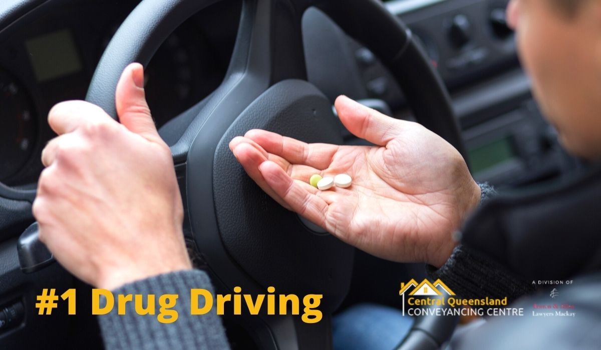 Driving Law Count Down #1 Drug driving